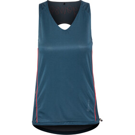 Gonso Impa Top Damen majolica blue